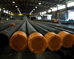 Экспорт нефтяных труб из США в июле упал на 10,8%