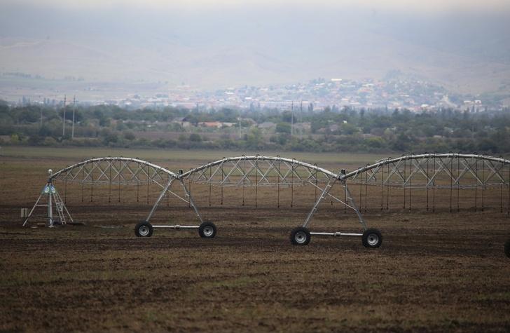 В Чечне ввели в эксплуатацию 3 тыс. га мелиорируемых земель сельскохозяйственного назначения