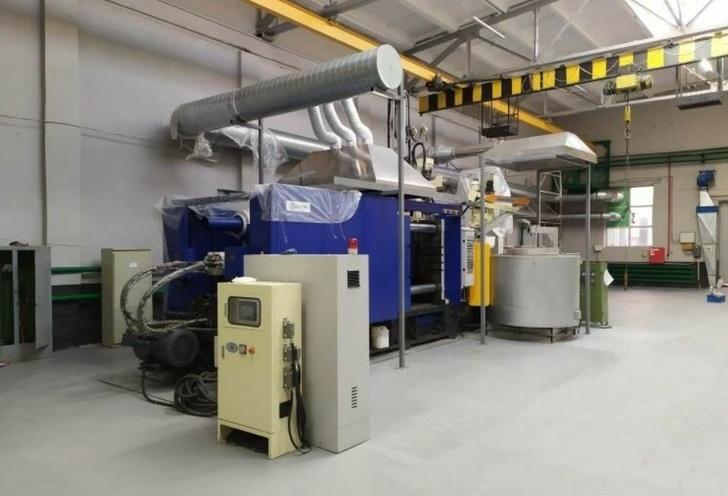 На Медногорском электротехническом заводе «Уралэлектро» запустили новый литейный комплекс